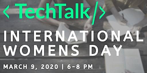 KCWiT Presents: International Women's Day Celebration