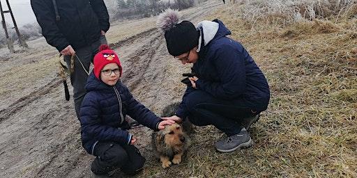 Tudatos kutyasétáltatás február