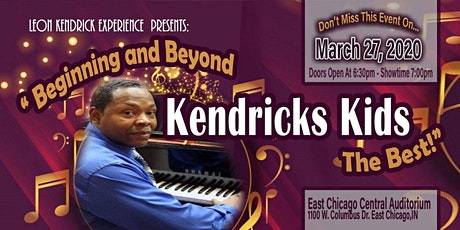 Leon Kendrick Experience tickets
