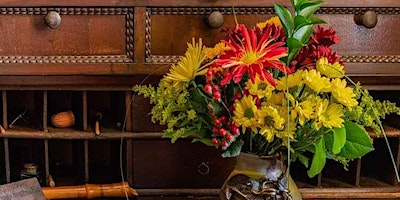 American Colonial Floral Design - A Make & Take Workshop every season