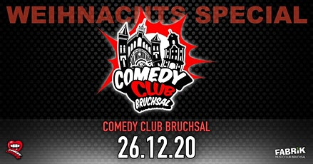 Comedy Club Bruchsal - Mix Show - Weihnachts Special! Tickets