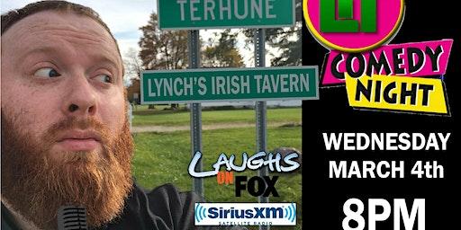 LIT Comedy Night Starring Brent Terhune
