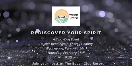 Rediscover Your Spirit tickets