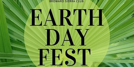 Broward Sierra Club Earth Day tickets