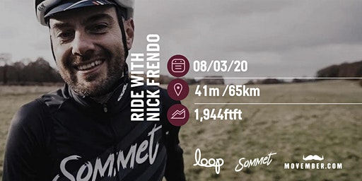 Loop Cycle & Social Nick Frendo Ride