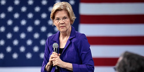 Brooklyn for Warren Debate Watch Party - near Barclays/Atlantic Center! tickets