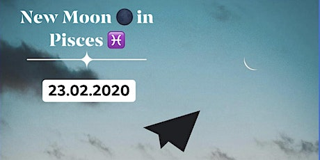'Moon Ceremonies' Gatherings - New Moon in Pisces tickets