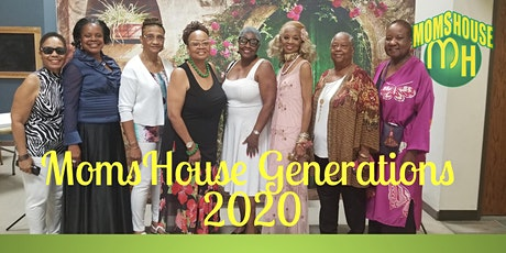 MomsHouse Generations 2020 - Fashion show/Fundraiser tickets