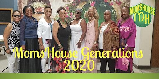 MomsHouse Generations 2020 - Fashion show/Fundraiser