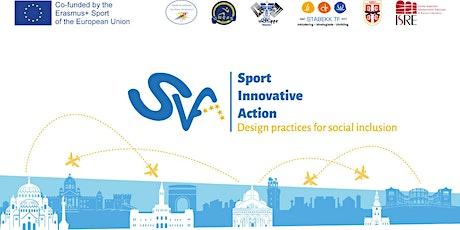 SIA, sport innovative action - Presentation Day biglietti