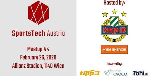SportsTech Austria Meetup #4