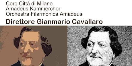 Stabat Mater di Gioachino Rossini biglietti