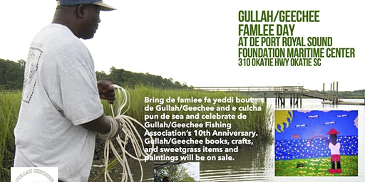 Gullah/Geechee Famlee Day at Port Royal Sound Maritime Center