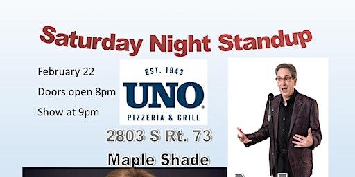 Saturday Night Standup Feb 22