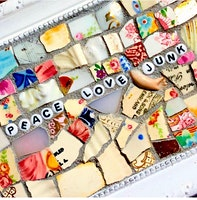 Mosaic Workshop with Eye Candy Mosaics