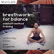 Breathwork for Balance tickets