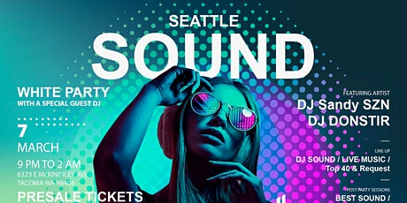 SEATTLE SOUNDS tickets