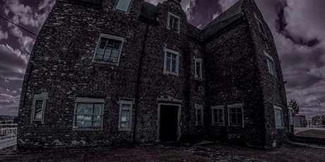 Ghost Hunt Gresley Old Hall April 10th tickets