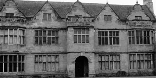 Ghost Hunt St JOHNS house Museum Warwick