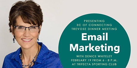 Email Marketing, The Good, The Hard, and the Ultimate Rewards tickets