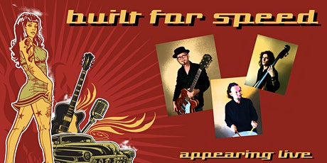 Built For Speed live at C'est What?! tickets