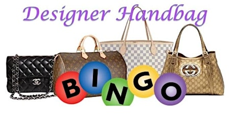 2nd Annual Designer Bag Bingo  and Tricky Tray tickets