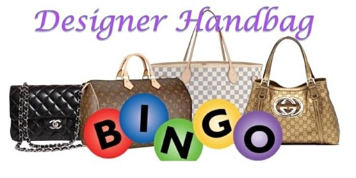 2nd Annual Designer Bag Bingo  and Tricky Tray