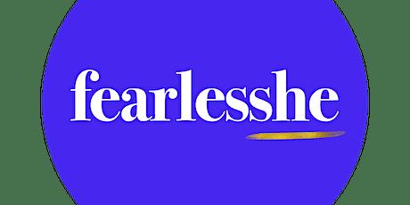 fearlesshe launch & celebration of Women's International Day 2020 tickets