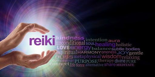 Reik Master Course with June Meagher in Oswestry