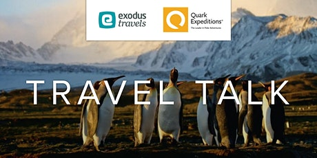Travel Talk | Adventure, Active & Expedition Travel tickets