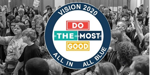 Vision 2020 Rally: How You Can Do The Most Good to Save Our Democracy