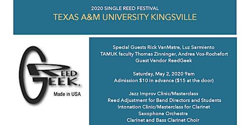TAMUK Single Reed Festival