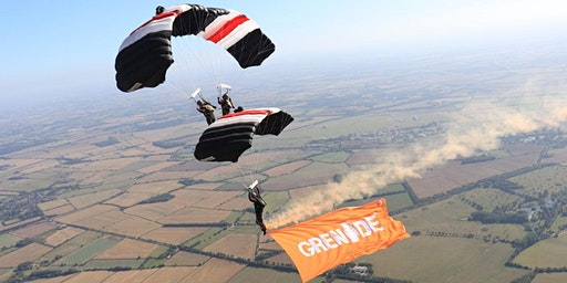 Parachute Regimental Association Summer Party (Cov / Northampts)