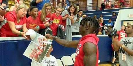 Tyreek Hill Foundation Celebrity Basketball Game tickets