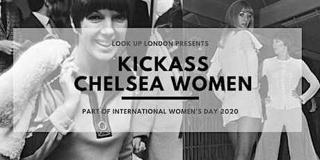 International Women's Day Walks: Kickass Chelsea Women tickets