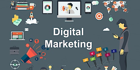 35 Hours Advanced & Comprehensive Digital Marketing Training in Newark tickets