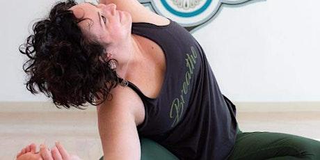 Restorative Yoga and Gentle Flow tickets