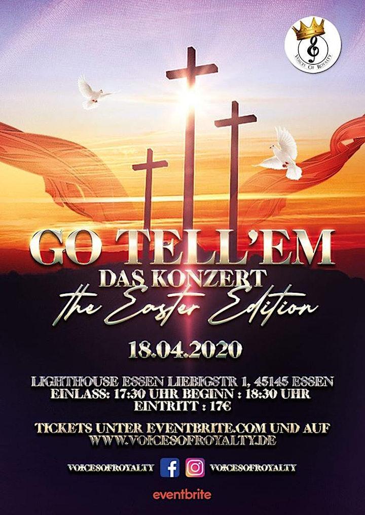 GTM DAS KONZERT - THE EASTER EDITION: Bild