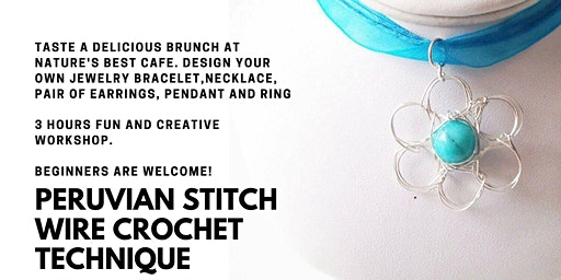 A Brunch & Metal Crochet Workshop