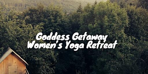 Goddess Getaway Women's Yoga Retreat 2020 - Deposit