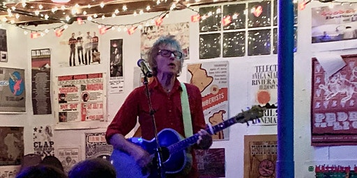 Tommy Stinson Solo at Randy Now's Man Cave 9pm Show!