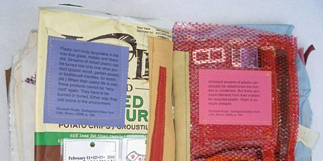 Hands On: An Evening With Artists' Books: Bound in Cloth tickets