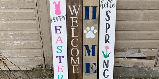 Create your own Custom Porch Sign