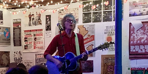 Tommy Stinson Solo at Hive Collective in Norfolk