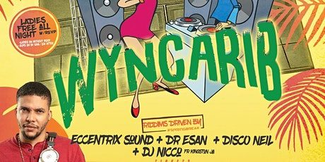 WYNCARIB #1 CARIBBEAN FESTIVAL | SAT APRIL 11 tickets