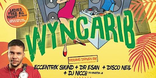 WYNCARIB | MARCH MADNESS | SPRING BREAK | CARIBBEAN MUSIC FESTIVAL
