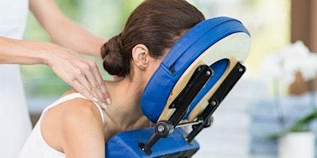 Chair Massage tickets