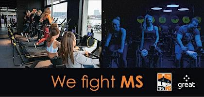We fight MS!
