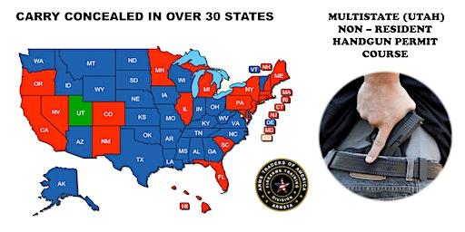 Multi State Handgun Permit Course at Germantown Sportsman Association