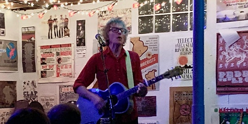 Tommy Stinson Solo at Cola Town Bike Collective in Columbia SC